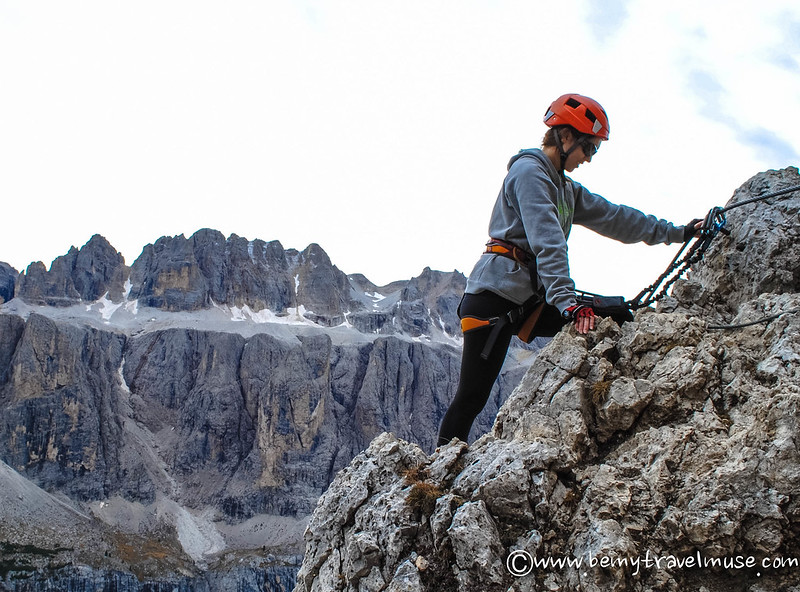 via ferrata south tyrol