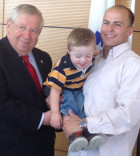 Senator Moore secures funding for future Down Syndrome Center at