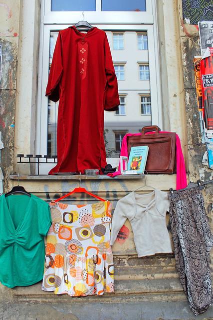 квартирная распродажа в Берлине