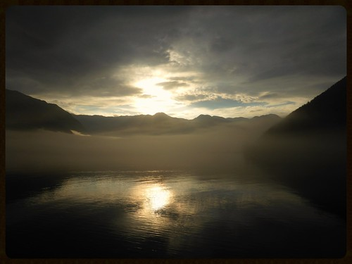 travel mist water sunrise landscape dawn bay coast scenery montenegro landscapephotography mistandfog photographsofmontenegro touringmontenegro montenegroscenary