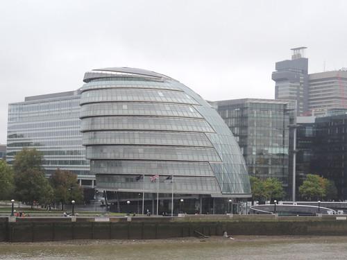 City Hall, dachaigh Sheanadh Lunnainn