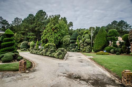 Pearle Fryer Topiary Garden-044