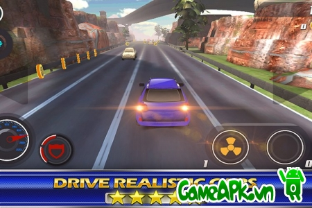Need 4 Fast Racing – Car X NFS v1.04 hack full tiền cho Android