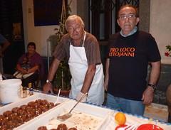 Sagra della mostarda di Letojanni - Giovanni e Salvatore