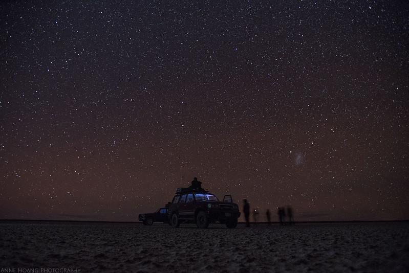 stars in Bolivia