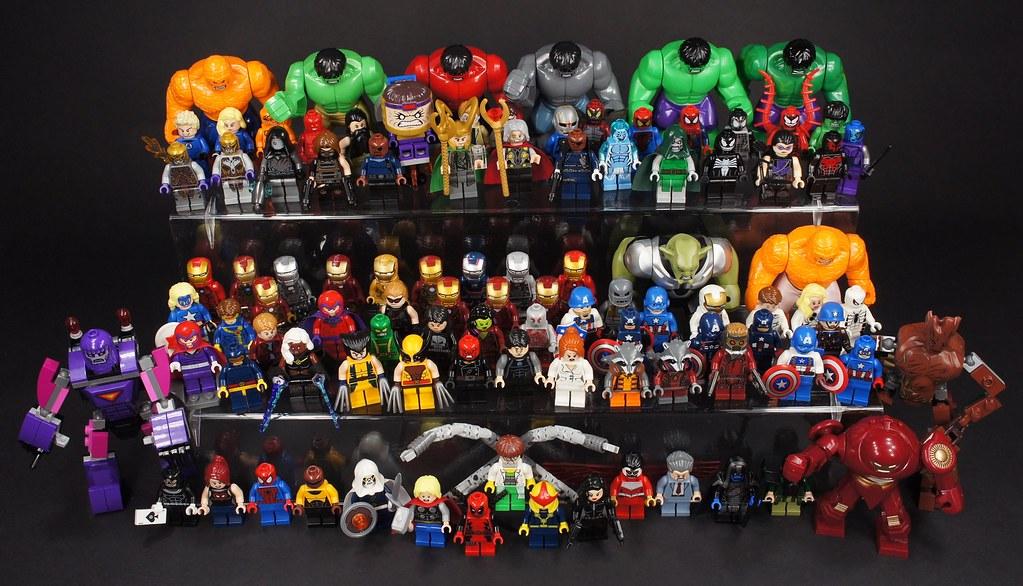 Раскраска Лего человек Джокер  Раскраски Лего Супергерои