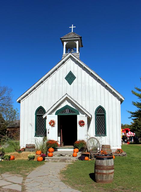 Ball's Falls Festival: Chapel