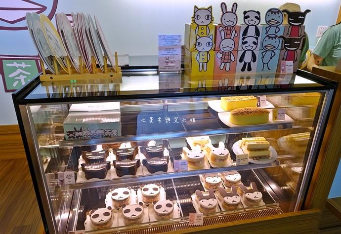 9 阿朗基阿龍佐咖啡廳 板橋環球店 日式茶屋風