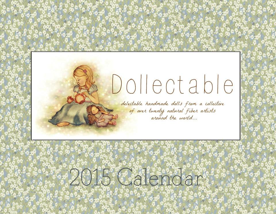 Dollectable 2015 Calendar - Limited Edition - In Stock