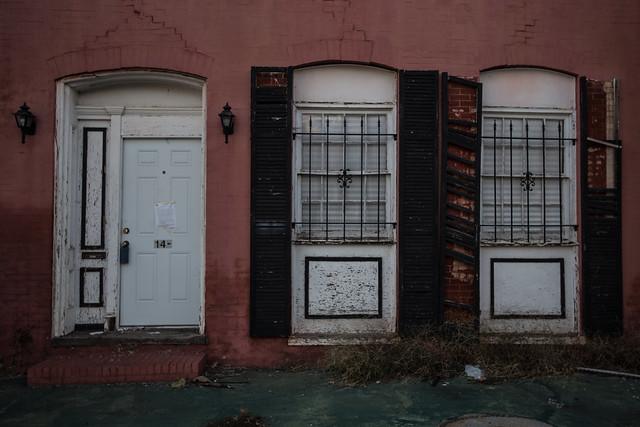 Facade Decay