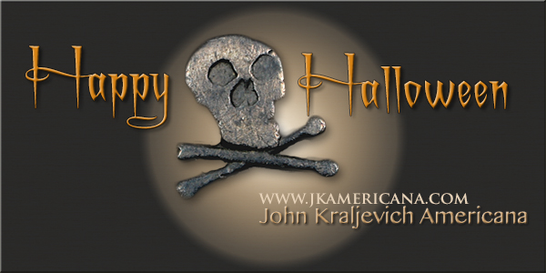 Kraljevich E-Sylum ad Halloween