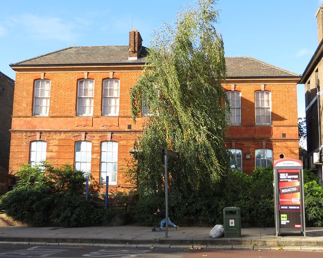 Hanwell police station