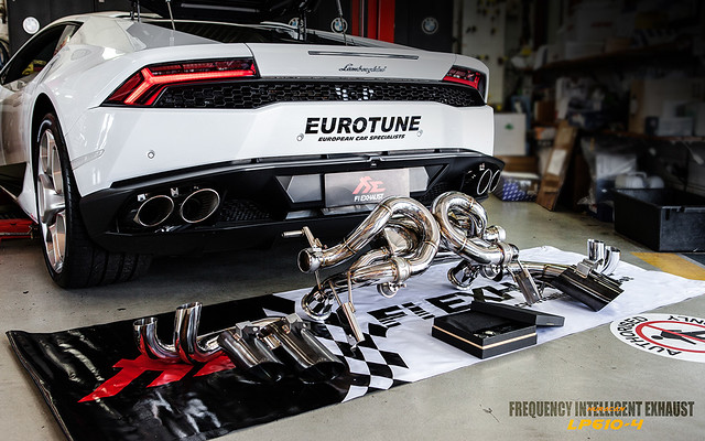 lamborghini huracan lp610 fitted with fi exhaust. Black Bedroom Furniture Sets. Home Design Ideas