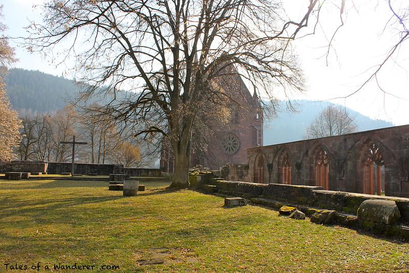 CALW - HIRSAU - Kloster Hirsau - Klosterkirche St. Peter und Paul / Marienkapelle