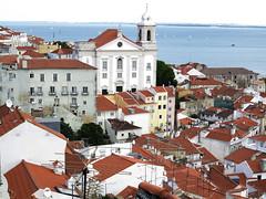 Lisbon, Largo e Miradouro de Santa Luzia