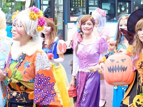 Kawasaki Halloween parade 2014 75