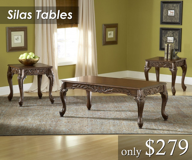 Silas Tables $279 - priced