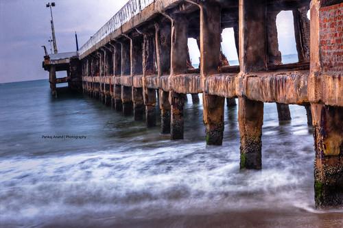 travel bridge sea india water bangalore roadtrip shore beaches seashore pondicherry seabridge 2014 seashores puducherry pristinewater pudducherry indiabridge bridgeonsea travelanddestination seashorebridge