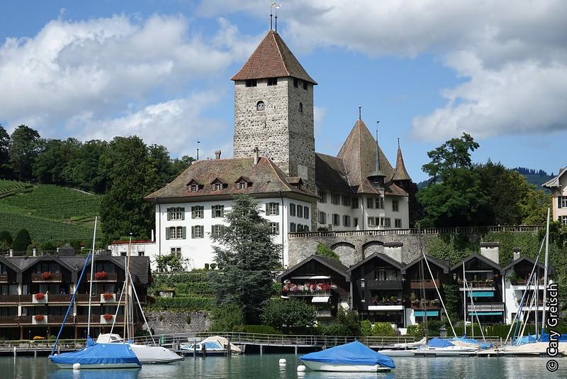 Schloss Spiez am Thunersee