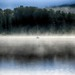 Sailboat in The Mist by Per@vicbcca