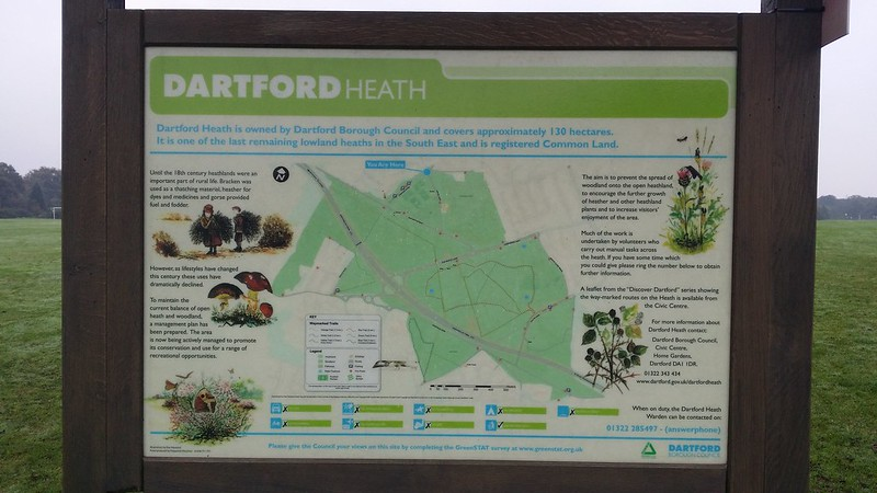 Dartford Heath #ERHtoGRV #sh