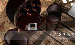 22769 ~ [bauwerk] Wine oClock for The Challenge Mediterranian