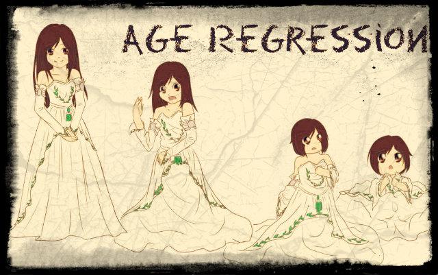 Age Regression in Therapy