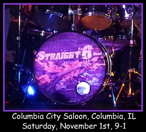 Straight 6 Band 11-1-14