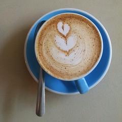 Nice undertones of cardamon #espresso #mocha #latteart via @libcoffee