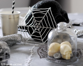 My 'Gothic Glamour' Halloween Table