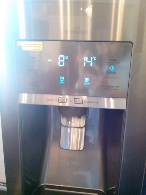 Samsung Digital Appliances : Samsung Food ShowCase Refrigerator