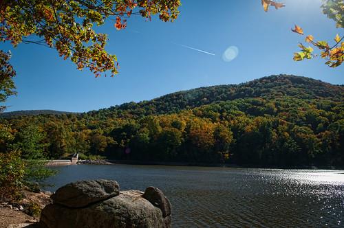 autumn virginia nikon sunny reservoir charlottesville d300 shenandoahnationalpark sugarhollow nikonafsdx1755mmf28gifed bobmical