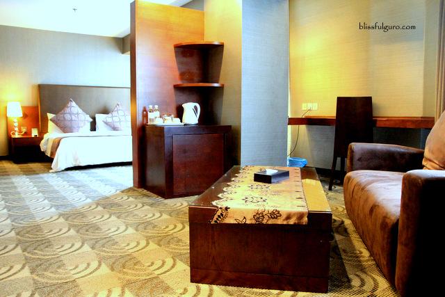 Kuala Lumpur StarPoints Hotel Suite