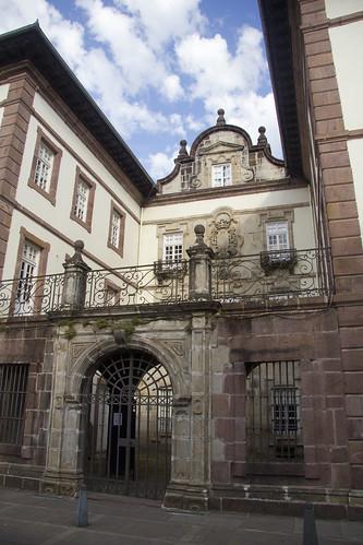 Palacio Arizkunenea, Elizondo