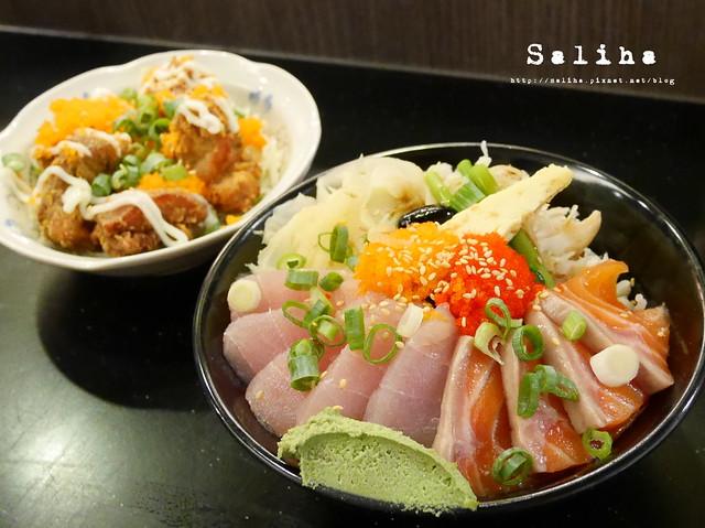 金鰭生魚片丼 (10)