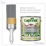 Cuprinol Garden Shades - Silver Birch