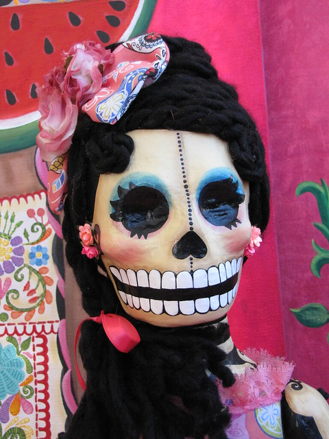 Day of the Dead: Doll Artwork of Dania Elisai