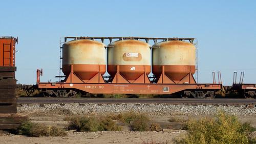 railroad oklahoma car train ks hill rail rr railcar kansas ok railfan haliburton cvr curtis chr 2014 satanta cimarronvalley cimarronvalleyrr