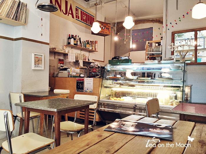 dolç i salat barcelona born