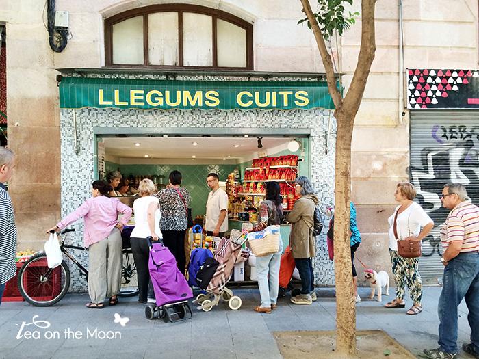 born barcelona llegums