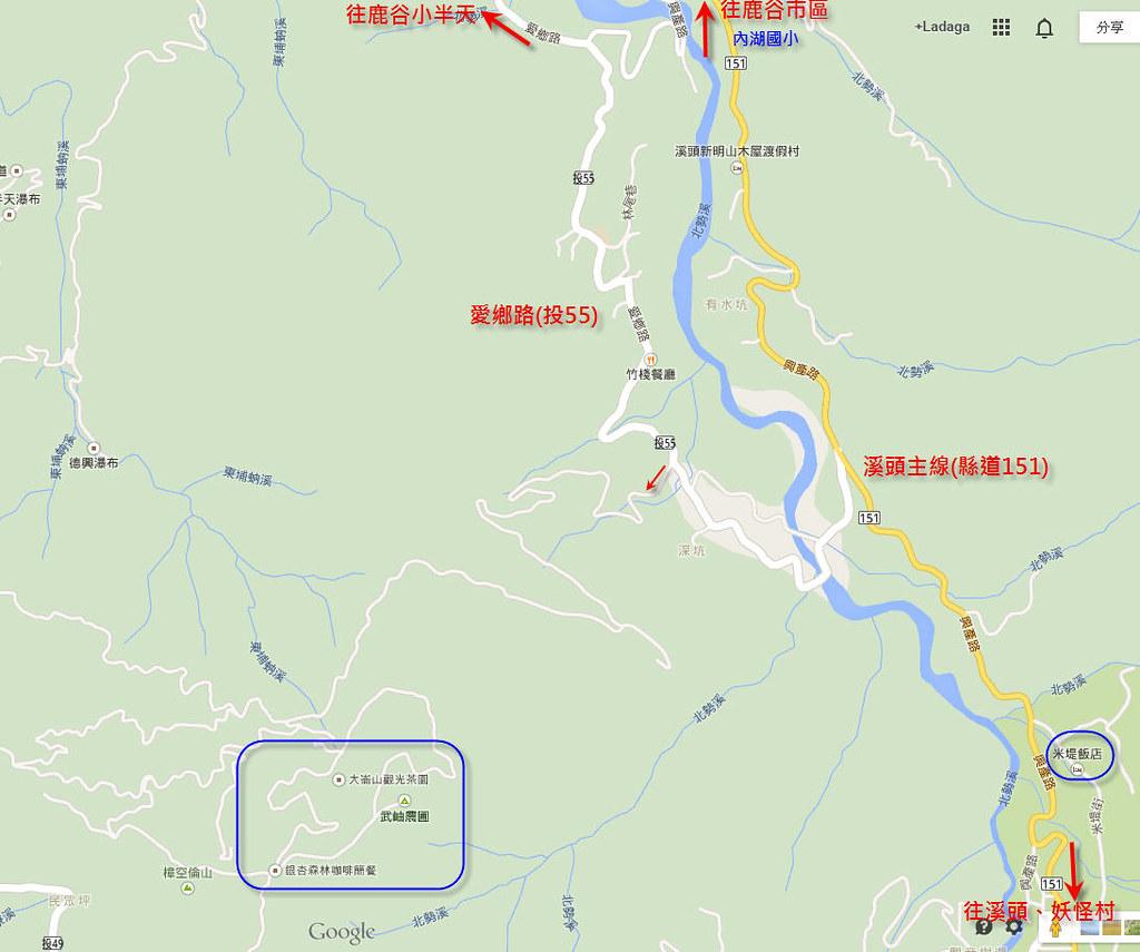 銀杏森林路線1