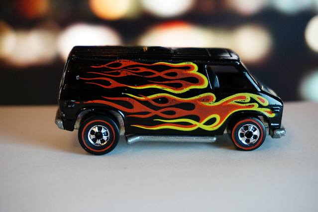 Hot Wheels Redline Super Van