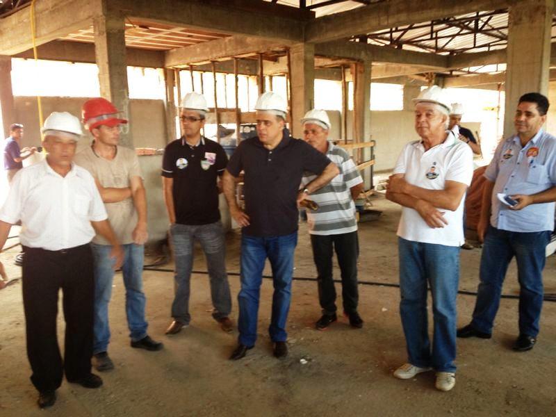 01/10/2014 - Visita a Caratinga