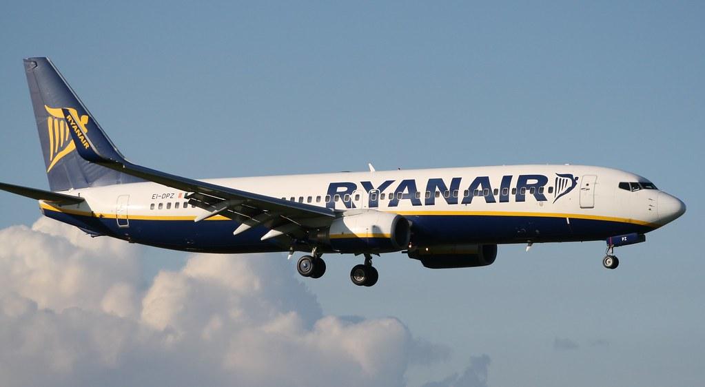 EI-DPZ - B738 - Ryanair