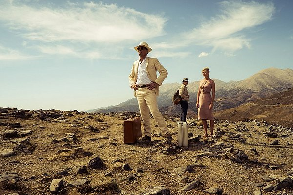 Viggo Mortensen, Oscar Isaac and Kirsten Dunst wander aimlessly in THE TWO FACES OF JANUARY.