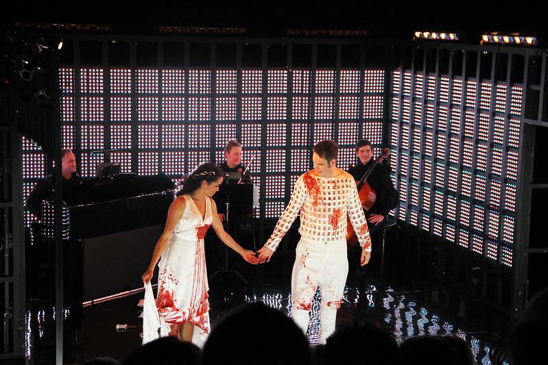 Romeo och Julia på operan med Maria!
