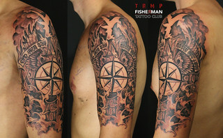 tatouage par alx trmp fisherman tattoo club
