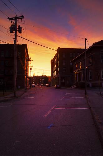 sunset maine waterville sigma1020mmf35