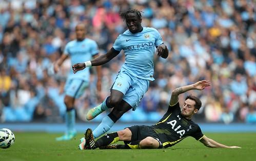 City 4-1 Spurs: Match shots