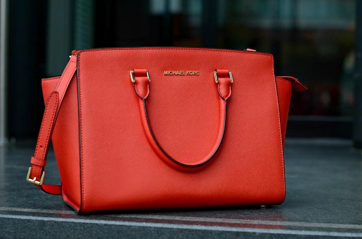 DSC_4213 Michael Kors Selma Bag, Mandarin